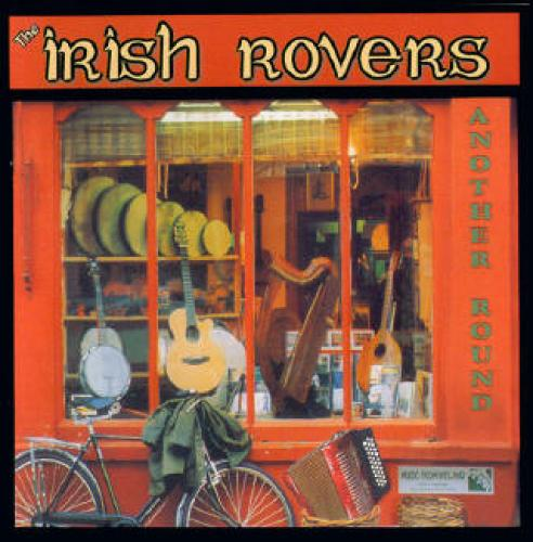 The Irish Rovers album cover - Another Round