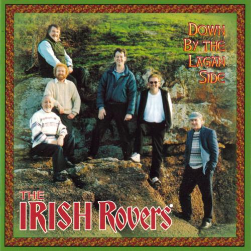 The Irish Rovers album cover - Down by the Lagan Side