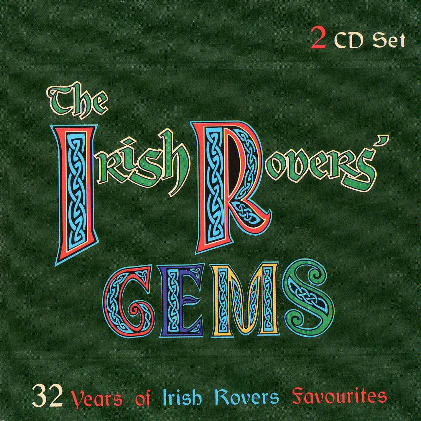 The Irish Rovers - Gems album cover