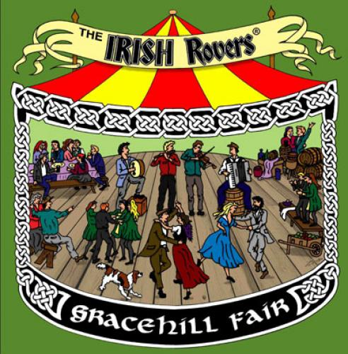 The Irish Rovers album cover - Gracehill Fair