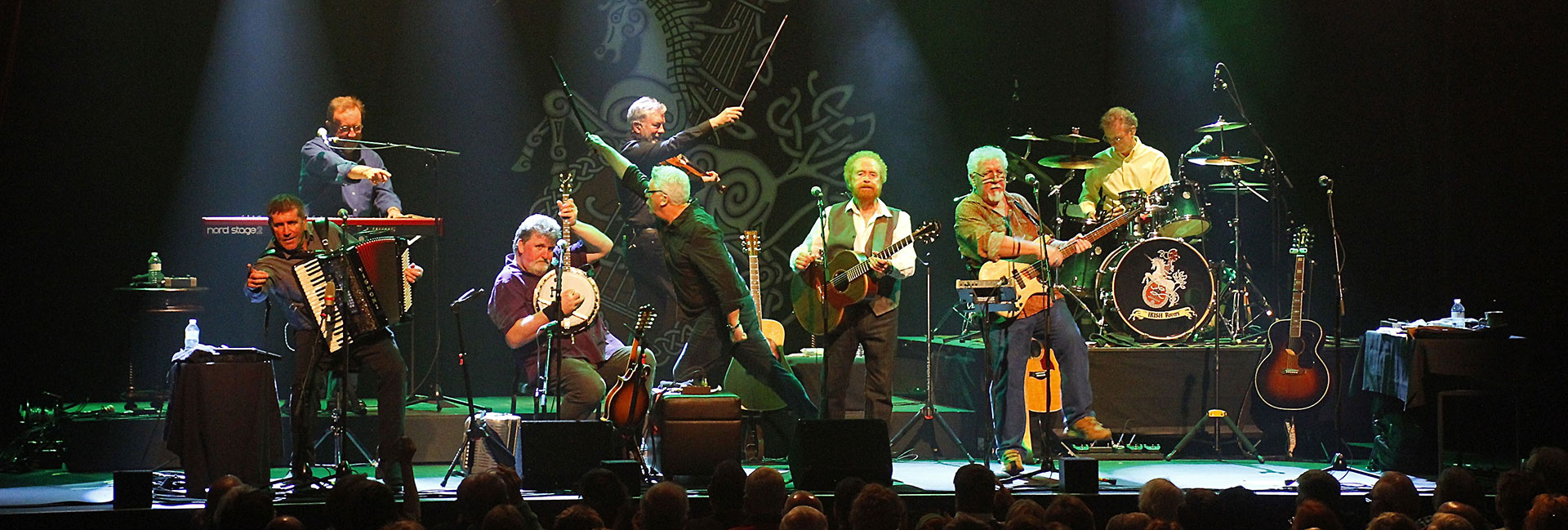 The Irish Rovers - Live on stage