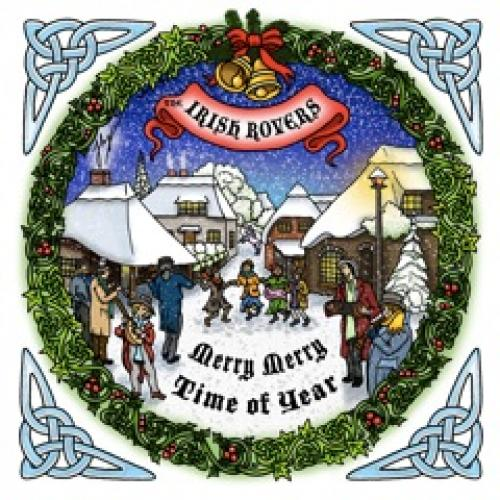 The Irish Rovers album cover - Merry Merry Time of Year