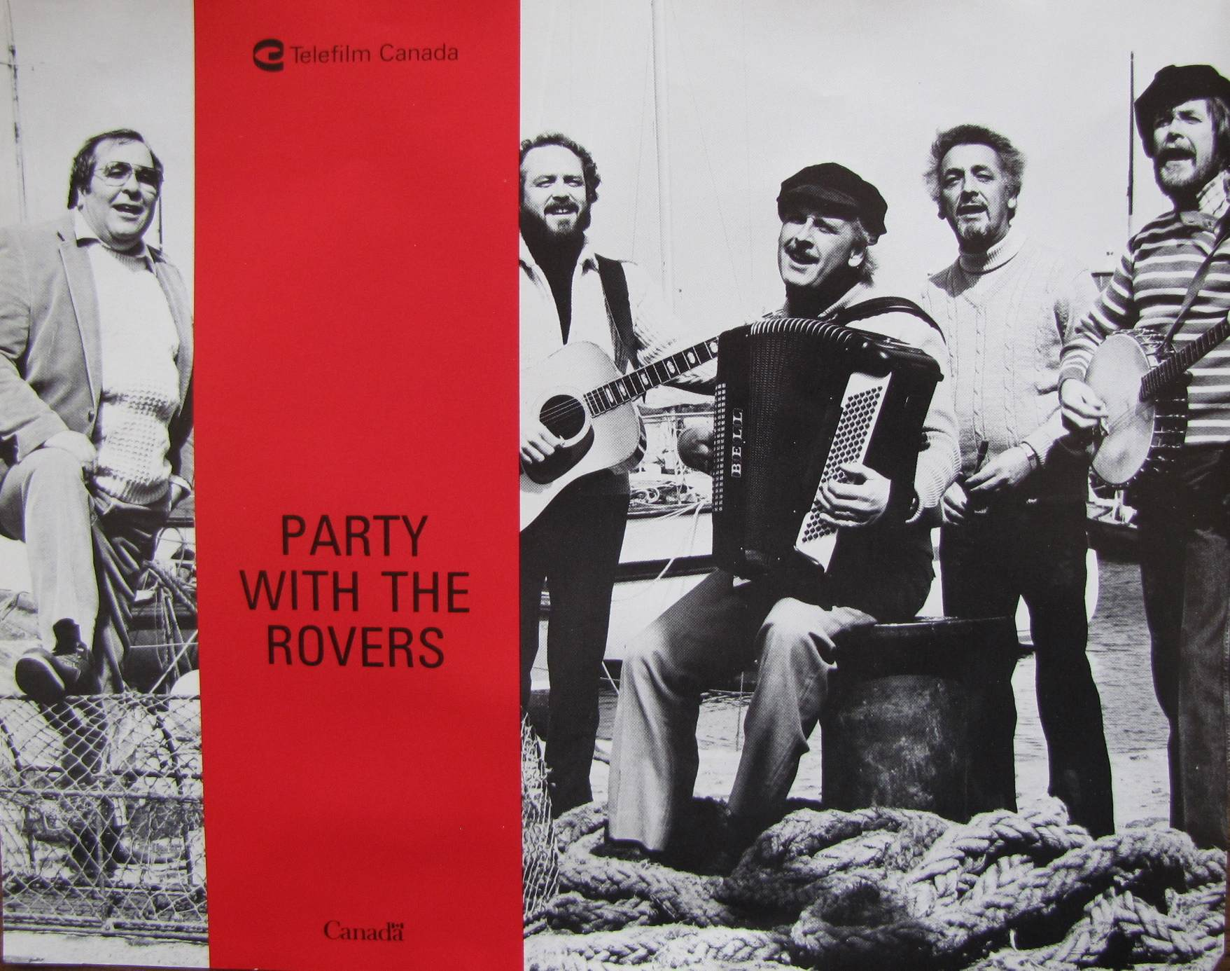 The Irish Rovers - Party with the Rovers album cover