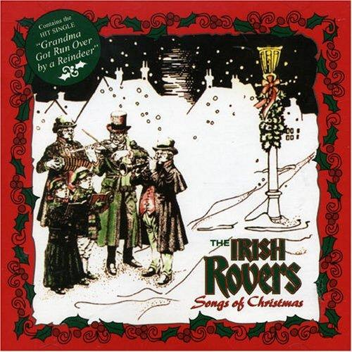 The Irish Rovers album cover - Songs of Christmas