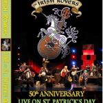 Live on St. Patricks Day DVD - Irish Rovers Music