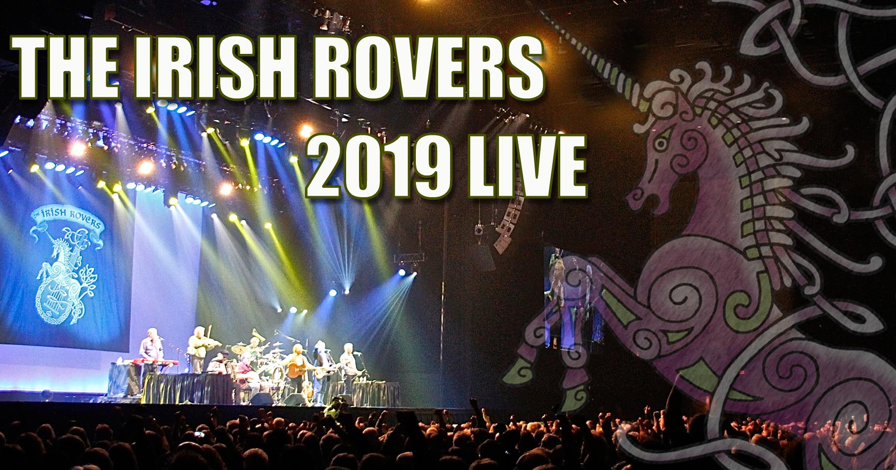 The Irish Rovers Unicorn Tour 2018